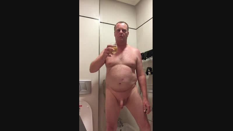 Jeffrey Mitchell I love to drink piss
