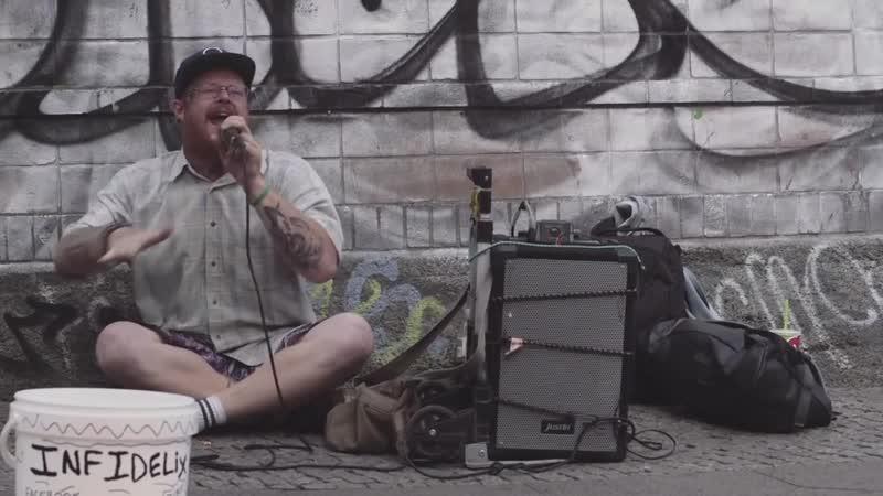 INFIDELIX Rapmusik von Houston nach Berlin