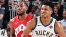 Toronto Raptors vs Milwaukee Bucks - Full Game 5 Highlights | May 23, 2019 NBA Playoffs