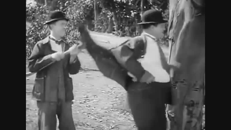 O Gordo e o Magro - Dois Canários Na Gaiola - 1929