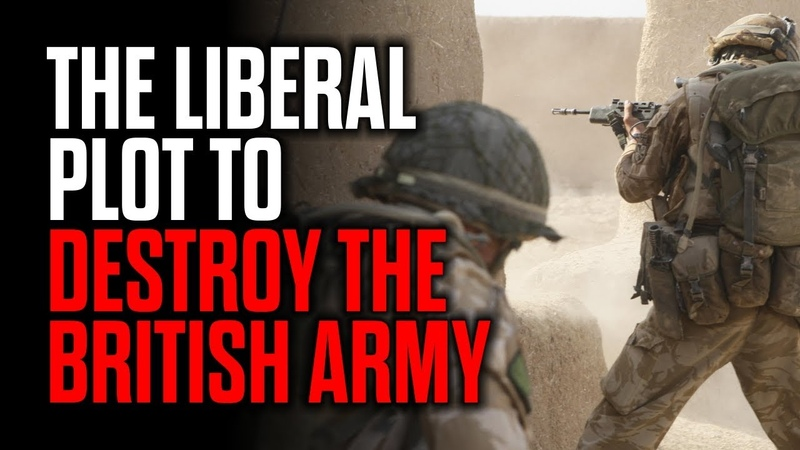 The Liberal Plot to Destroy the British Army