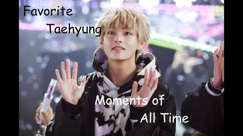 My Favorite Taehyung Moments of All Time HAPPYTAETAEDAY SigulariTaeDay
