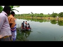 Best Fishing By Using Fishing Rod In Village Pond