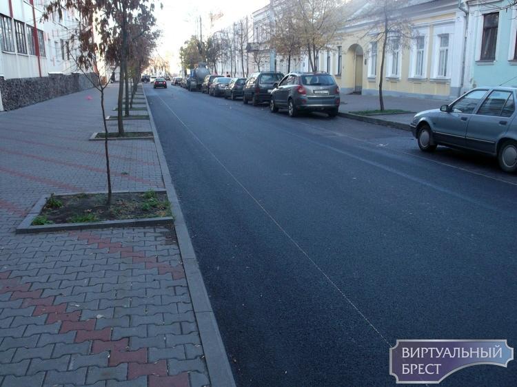 Появится ли на улице К.Маркса в Бресте велодорожка?