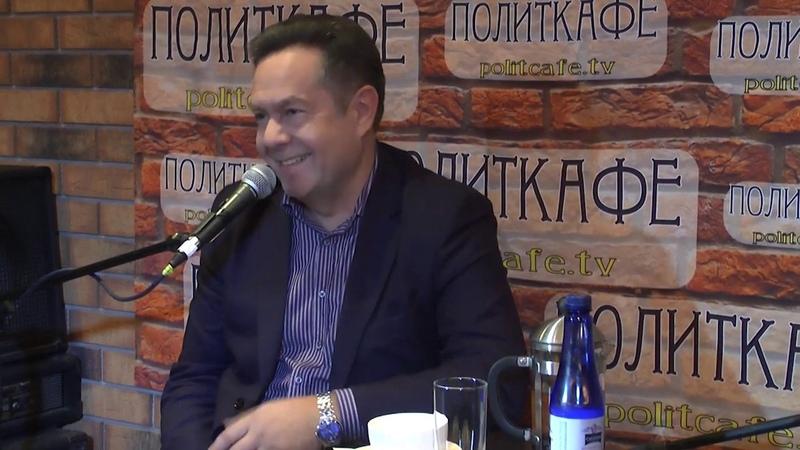 ЕДКИЙ NOVICHOK: ПЛАТОШКИН В ПОЛИТКАФЕ.РФ