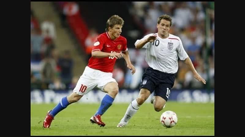 17 октября 2007 года. Москва, ст Лужники. Матч Россия vs и Англия в отборочном турнире чемпионата Европы-2008 года!