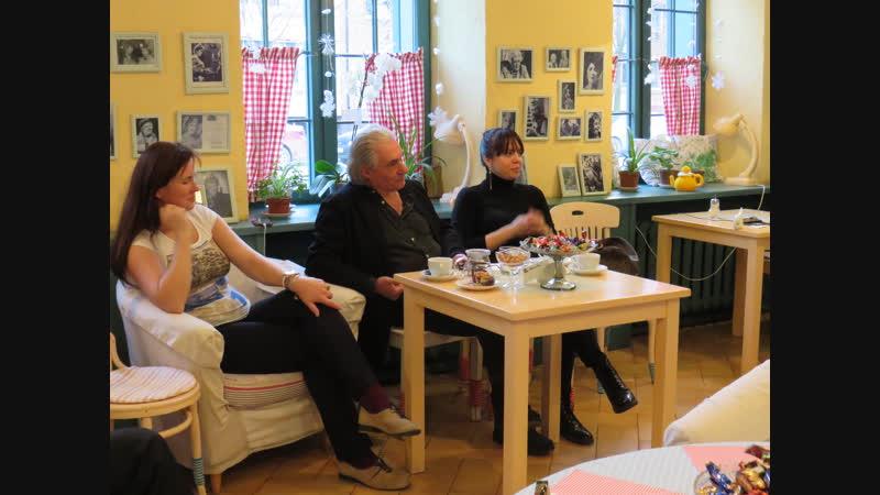 LIVE Творческая встреча фотографов с Энцо Розамилья во Фрекен Бок