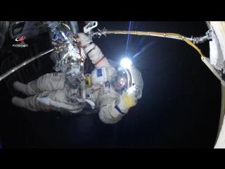 Выход в открытый космос 15 августа