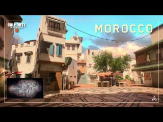 Morocco Black Ops 4 MP map