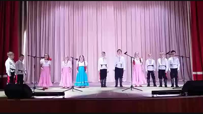 концерт 4 ноября... каникулы- минисостав нашего Лукоморья