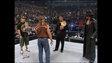 Batista, John Cena &amp HBK Try To Find Out Who The Undertaker Will Challenge At WrestleMania 23