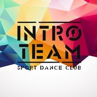 Логотип Танцевально-спортивный клуб INTRO / Краснодар