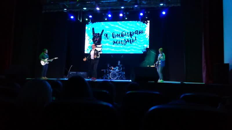 Рок концерт Мегион