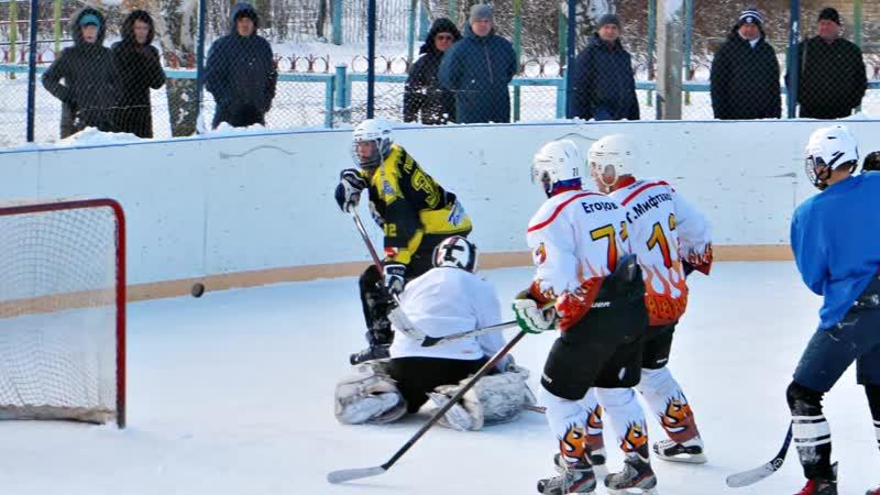 Хоккейный турнир на Кубок главы администрации МО Белебеевского района