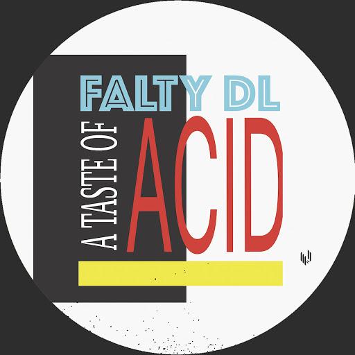 FaltyDL альбом A Taste Of Acid