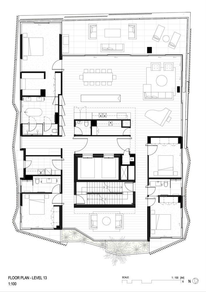 Жилое здание в Австралии /  bureau^proberts