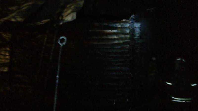 В Городищенском районе в огне погибла пенсионерка. ВИДЕО