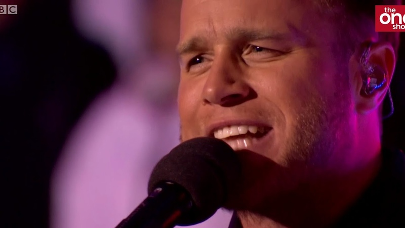 Olly Murs - Excuses (Live on The One Show on BBC One)