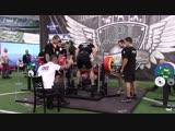 Чебыкин Андрей жим лежа в софт экипировке Ультра 310 кг