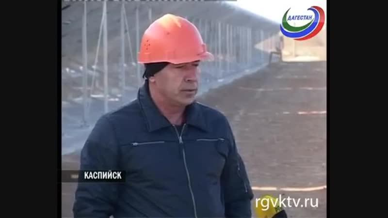 Самая крупная солнечная электростанция России установлена в Дагестане