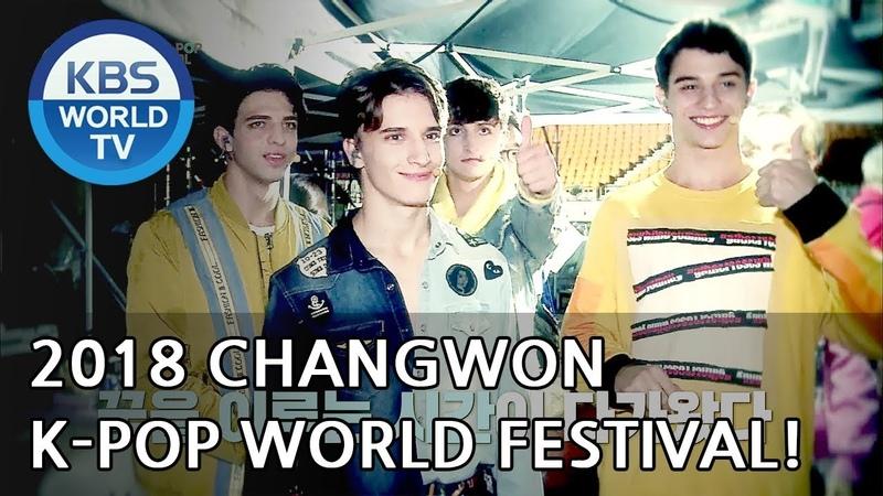 2018 CHANGWON K-POP WORLD FESTIVAL   2018 창원 케이팝 월드 페스티벌 [ENG/2018.10.21]