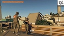 WATCH DOGS® 2 wrench and marcus dancing