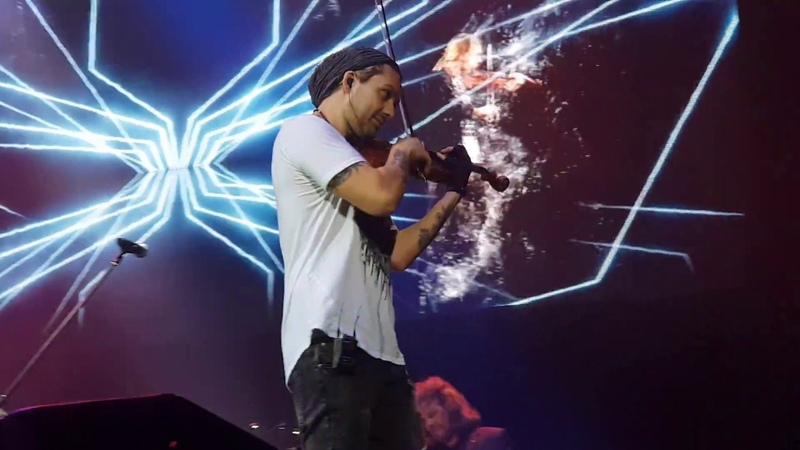 David Garrett Saint Peterburg 2018 - fragment