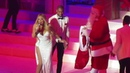 Mariah Carey - Here Comes Santa Claus gifts to fans lol (Live @ Brussels - Belgium 14/12/2018)