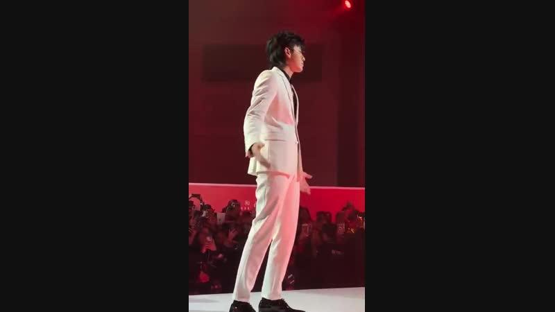 [FANCAM] 181116 Kris @ Chivas Regal Event in Shanghai