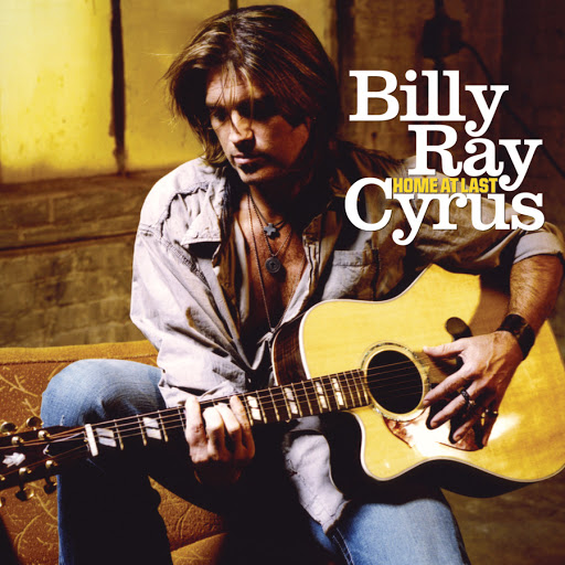 Billy Ray Cyrus альбом Home At Last