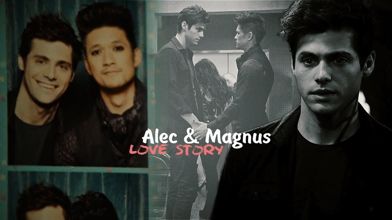 Alec Magnus История любви 1x01 3x22 SaveShadowhunters