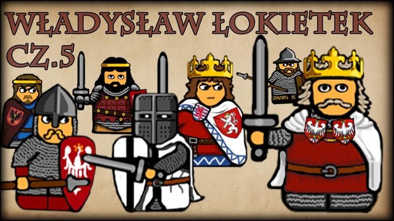 Historia Na Szybko - Władysław I Łokietek cz.5 (Historia Polski 56) (1326-1328)