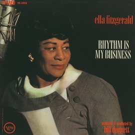 Ella Fitzgerald альбом Rhythm Is My Business
