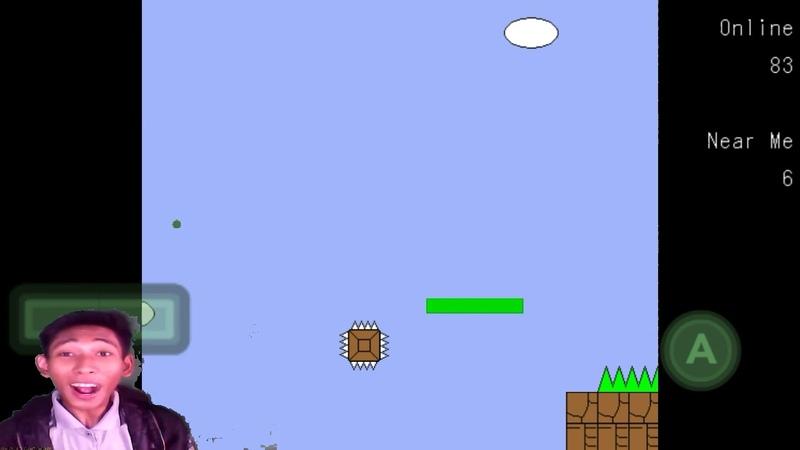 Gameplay nya part 0 3 kuarangajar Bisa Naik Darah lagi Syobon Online