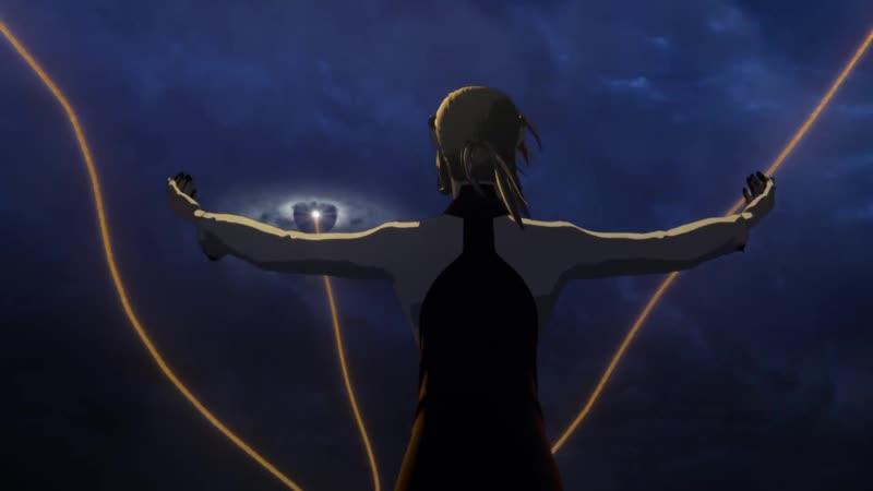 Второй трейлер полнометражного аниме Godzilla: Hoshi wo Kuu Mono