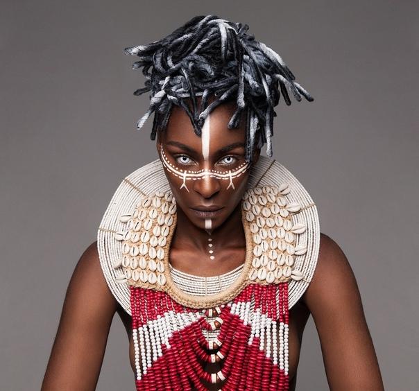 Невообразимый fashion на снимках талантливого фотографа Люк Ньюджент (Lue Nugent)