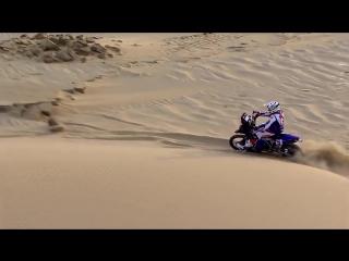 Dakar 2018 moto crashes.mp4
