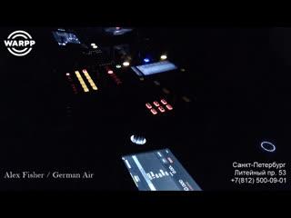 Alex fisher / german air