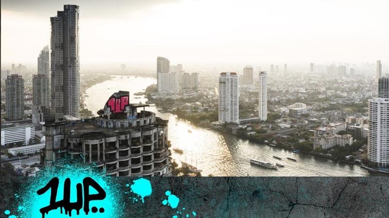 1UP BANGKOK GHOST TOWER X MODESELEKTOR ONE UNITED POWER
