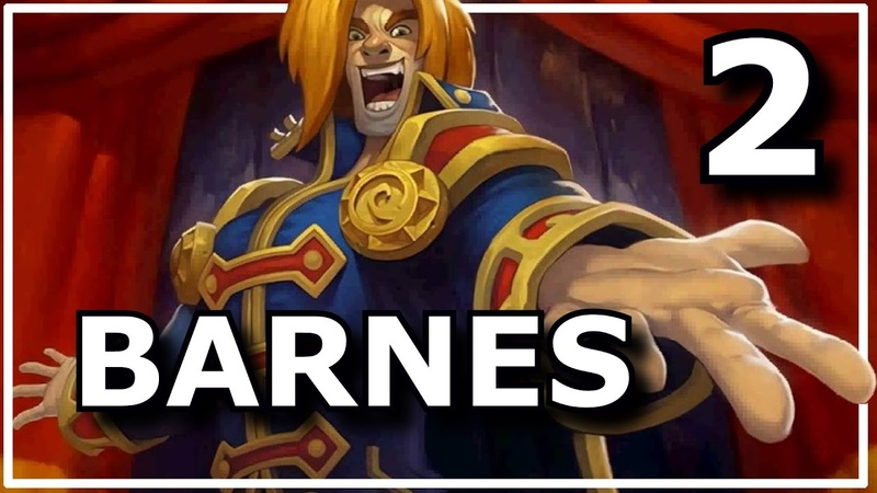 Hearthstone - Best of Barnes 2