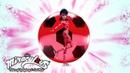 MIRACULOUS | 🐞❄️ ICE LADYBUG - Transformation ❄️🐞 | Tales of Ladybug and Cat Noir