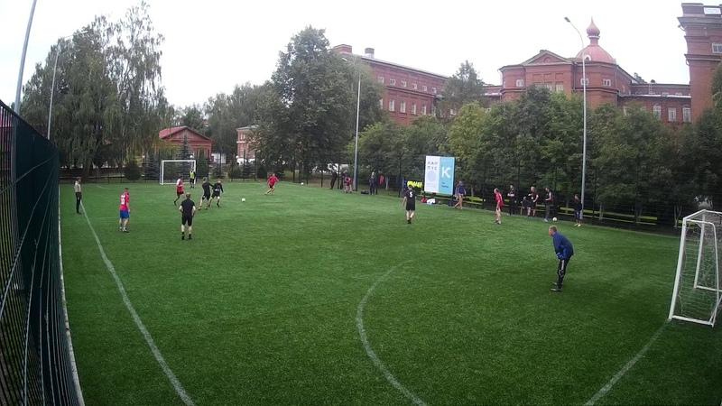 6 тур. BlackStar - Кама. IV летний Чемпионат ЕЛДиЛФ.