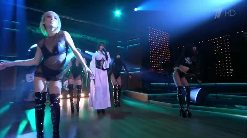 Вечерний Ургант. MARUV Boosin Drunk Groove (08.11.2018)