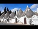 Рассказ об итальянском сказочном городке Альберобелло