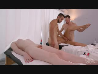Aubrey-kate & janelle-fancy-720p (красотки shemale   трансы ts ladyboy трапы sissy trap crossdresser tranny porno sex anal)