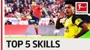Top 5 Best Skills December - Sancho, Thiago More