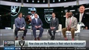 Reggie Wayne: How close are the Raiders in their return to relevance? | GMFB