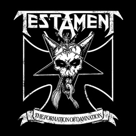 Testament альбом The Formation of Damnation (Alcatraz Revisit)