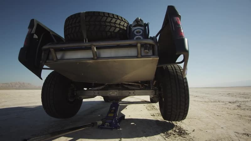 RD Motorsports Land Speed Record in a Trophy Truck