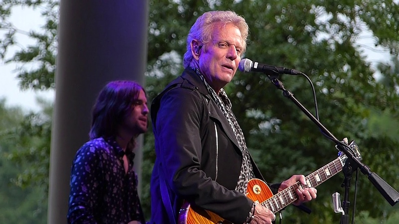 Don Felder One of These Nights HD